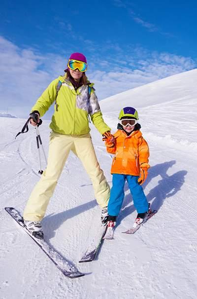 スキーについて